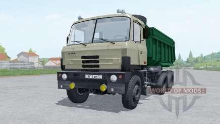 Tatra T815 S3 v2.2.2 pour Farming Simulator 2017
