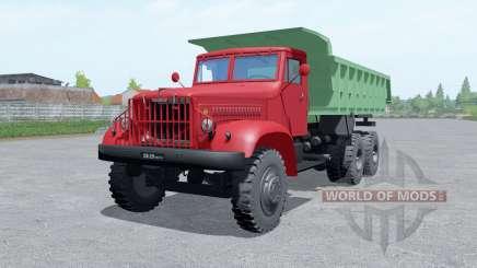 KrAZ 222 pour Farming Simulator 2017
