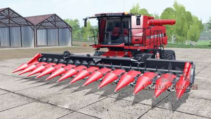 Case IH Axial-Flow 9240 crawler modules pour Farming Simulator 2017