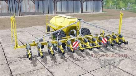 Horsch Maestro 12.75 SW vivid yellow für Farming Simulator 2017