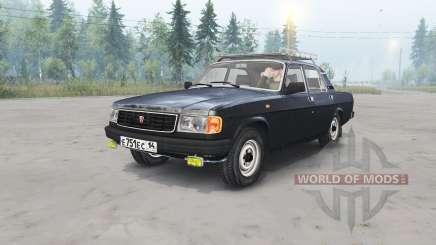GAZ-31029 Волгᶏ pour Spin Tires