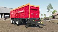 Schuitemaker Rapide 8400W self loading wagon für Farming Simulator 2017