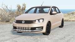 Volkswagen Polo Limousine 2015 für BeamNG Drive